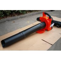 Quality High Efficient Garden Leaf Blower With Angled Tube Design 180km/H Air Velocity for sale