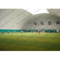 Quality Temporary White Inflatable Event Tent For Putdoor Football Sport Playground for sale