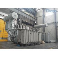 Quality Earthing Oil Immersed Power Transformer 220kv 240mva Compact Structure for sale
