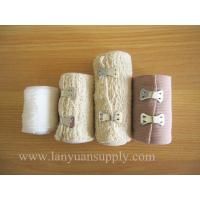 China Ly-Ecp Cotton Crepe Elastic Cohesive Gauze Bandage on sale