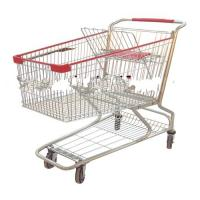 China Retail supermarket grocery cart  shopping trolleys on sale