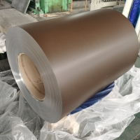 Quality Color 0.2mm To 6.0mm Gutter Aluminum Roll PE Polyester Coating for sale