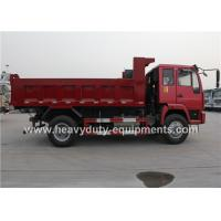 China Golden Prince right hand driving  4x2 tipper / dump truck standard type and good quality on sale