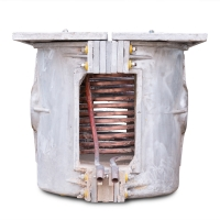 Quality medlium frequency KGPS electric bronze induction melting furnace price for sale