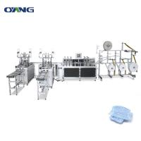Quality Full Automatic Surgical Face Mask Making Machine Ultrasonic Sealing for sale
