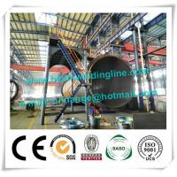 Quality 120T Cement Tank Welding Rotator , Pipe Welding Rotator For Tank And Vessel for sale