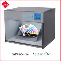 Quality T60(4) D65/TL84/UV/F color matching cabinets with 4 light sources for sale