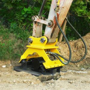 Quality Vibro Hydraulic Compactors For Excavators Fit Hitachi EX200 EX210 EX220 for sale
