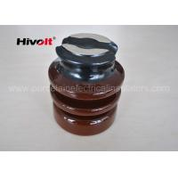 Quality Low Medium Voltage Pin Type Insulators With Radio Free Glaze On Top for sale