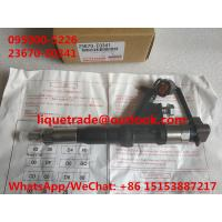 Buy cheap DENSO INJECTOR 23670-E0341 , 095000-5221 , 095000-5222, 095000-5225, 095000-5226 from wholesalers