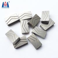 Quality Huazuan V shape granite stone fast cutting diamond segments for sale for sale