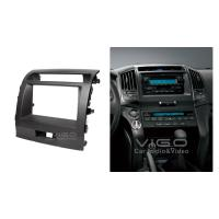 Quality Stereo Fascia For Toyota Land Cruiser 200 Trim Surround Installa Kit 08-010 for sale