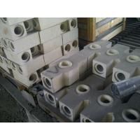 Quality Fire Resistant Bottom Pouring Shapes refractory fire bricks for Cast Steel for sale