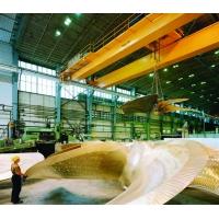 Quality No Noise 32T Double Girder Overhead Travelling Crane for sale