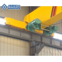 China 3t Span 7.5m Industrial Overhead Crane With Hoist for sale