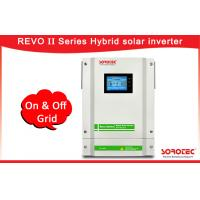 Buy cheap On / Off Grid 5kw Hybrid Solar Power Inverter with Intelligent Charging Control from wholesalers
