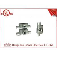 Quality IronMalleable Conduit Body NPT Thread Fittings Hazadous LL LB LR C T Series for sale
