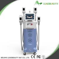 Newest Design 4 handles Cryolipolysis Slimming Machine with CE approval