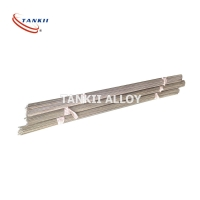 Quality Carburizing Ribbed Thermofin Furnace Heating Element 10mm Diameter for sale