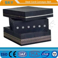 China ST Series ST6300 Steel Cord Conveyor Belt for sale
