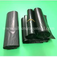 Best Eco-friendly, Heavy Duty Extremly thickness ,Recyclable Degradable HDPE/LDPE Plastic Trash /Garbage  Bag, High Quality wholesale