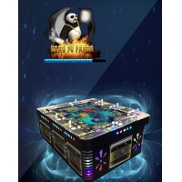 Quality 10P  High Holding 3D Casino  Fish Table Gambling Machine for sale
