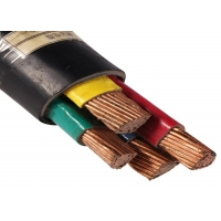 Quality 0.6/1KV Armoured 5 Core PVC Insulated Cables With Annealed  Conductor for sale