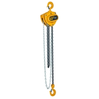 Quality Lifting Height 3m lightweight 0.5t Manual Chain Block Hoist for sale