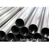 China Bright Annealed Stainless Steel Tube ASTM A249 TP304 Tig Welding Stainless Tubing on sale