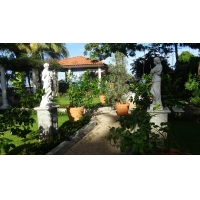Buy cheap Italian Garden stone white marble statues, white marble park stone sculptures from wholesalers