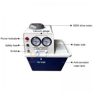 Quality China liquid water vacuum suction Water Circulating Multi-purpose Rotary Vacuum Pump for sale