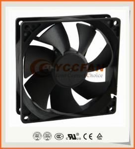 Quality Shenzhen manufacturer fan 90mm 9225 dc motor axial flow cooling fan 12v for bidet toliet seat for sale