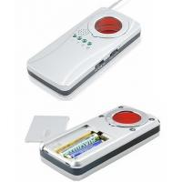 China ABS RF Frequency 1Mhz - 6GHz wireless Hidden Laser Camera Detector GSM / UHF / VHF DT2 on sale