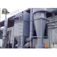 China Bag Filter Dust Extraction Systems For Industrial Asphalt Mixing / Mining / Crushing on sale