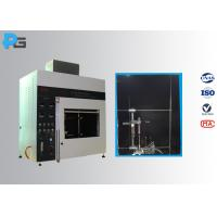 Buy Vertical / Horizontal Flame Apparatus Lab Testing Equipment 5V / HB/ V-0/1/2 UL94 at wholesale prices