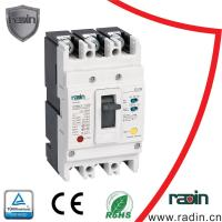Quality Current Limiting Capacity Adjustable MCCB Earth Leakage Circuit Breaker ELCB for sale