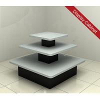 Quality Retail MDF Wooden Display Racks for Presenting Shoes / Handbags for sale