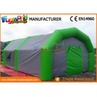 Quality Customized Inflatable Party Tent / Inflatable Medical Tent Marquee for sale