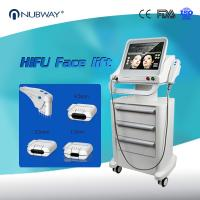 Quality European Best Seller Facial Lifting Ultrasound HIFU Machine for Sale! for sale