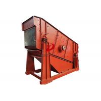 Quality High Output Durable Circular Motion Vibrating Screen For Metallurgy Industry for sale