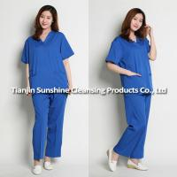 China Fine Material Hospital Medical Staff Uniforms on sale