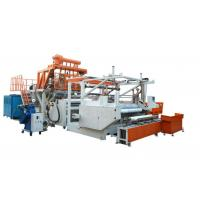 Buy cheap PE Stretch Film Machine High Capacity Auto PLC Control System from wholesalers