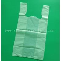 Best Custom Bio-Based T-Shirt Bag, Biodegradable bag,Eco-Friendly bag,Wow!High quality,Low price wholesale