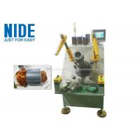 Quality Motor Stator Coil Insertion Machine Semi - Automatic For Washing Machine for sale