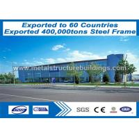 China Pre Engineered Lightweight Steel Framing Metal Buildings Sale To Oman on sale