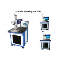 Quality 60 Watt Wood CO2 Laser Engraving Machine For Wood Craft / Acrylic Bamboo for sale