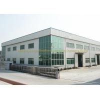 Quality Heavy Type Multi Floor Building Pre Engineered Metal Buildings Construction for sale