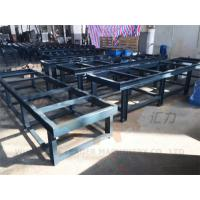 Quality Transport Conveyor Table Rollers Load 1000kg / M Width 700mm Length 3000mm for sale