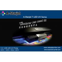 Best 1.8M A-Starjet UV Printer with 2 pcs DX7 Head for Curtain Fabric in Switzerland wholesale