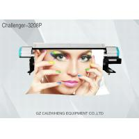 China Inkjet Large Format Solvent Printer Industrial Digital Printing Machines For Textiles Challenger 3208P on sale
